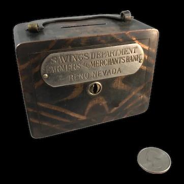1892 Savings Department Bank