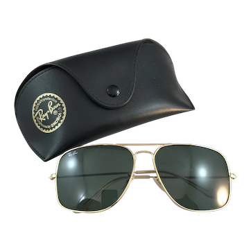 Ray Ban Sun Glasses with Case