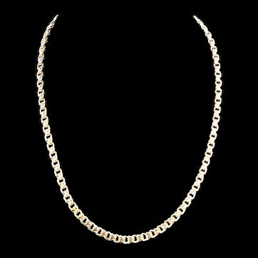 Vintage 14k Cartier Necklace Chain