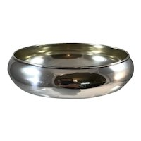 Sterling Silver Low Centerpiece Bowl