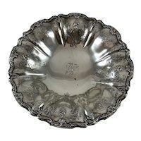 Gorham Sterling Silver Centerpiece Bowl