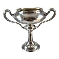 Sterling Silver Fraternal Trophy