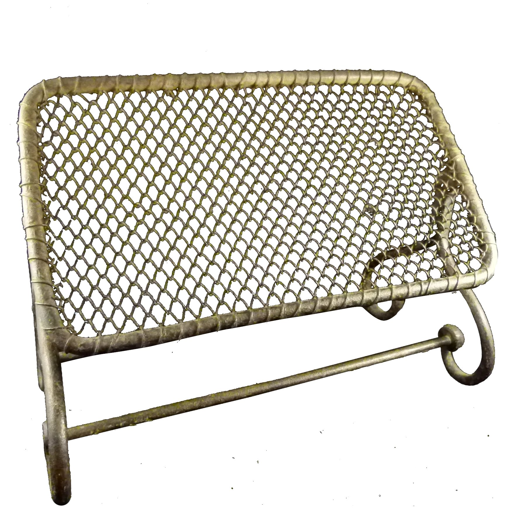Collections Of Vintage Outdoor Covered Bench With Footrest