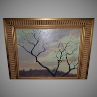 Peter Granucci Oil Painting Framed Oil on Board