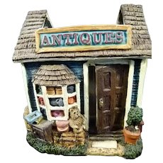 Antiques Shop Candle Holder