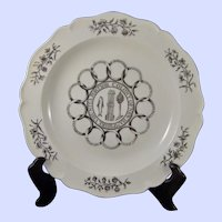 Wedgwood New Hampshire Plate