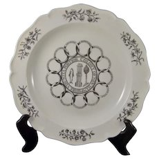 Wedgwood New Hampshire Plate
