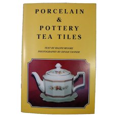 Porcelain and Pottery Tea Tiles by Ralph Moore and Dinah Tanner 1994