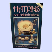 Hatpins and Hatpin Holders by Lillian Baker 1994