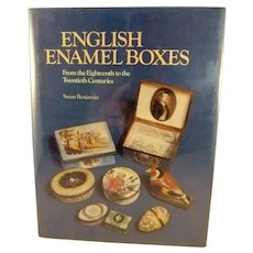 English Enamel Boxes: From the Eighteenth to the Twentieth Centuries by Susan Benjamin