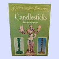 Candlesticks by Deborah Stratton 1976 First Edition
