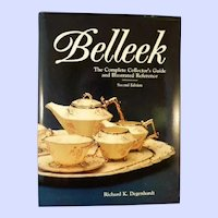 Belleek - the Complete Collector's Guide and Illustrated Reference, Second Edition, 1993