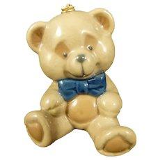 Lladro Teddy Bear Figurine