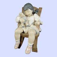 Lladro Naptime Figurine #L5448