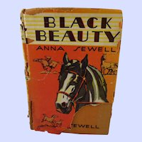 Black Beauty by Anna Sewell c. 1931 Goldsmith Publishing Chicago