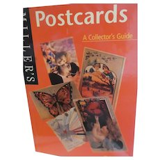 Miller's Postcards A Collector's Guide by Chris Connor First Edition 2000