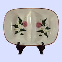 STANGL Thistle Divided Serving Dish