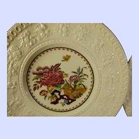 6 Wedgwood Wellesley Bullfinch 7 inch Plates