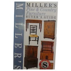 Miller's Pine & Country Furniture Buyer's Guide, 1997