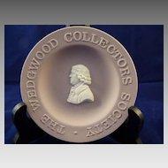 Wedgwood Lilac Jasperware Collectors Society Josiah Wedgwood Dish