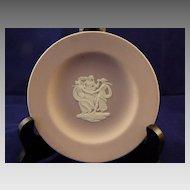 Lilac Wedgwood Jasperware Pin Dish Dancing Maidens