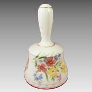 Queen's Rosina China Bell Springtime Made in England