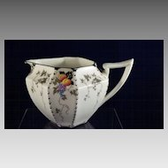 SHELLEY Queen Anne shape Creamer Peaches & Grapes Pattern