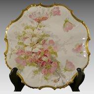 Limoges China Porcelain Serving Dish