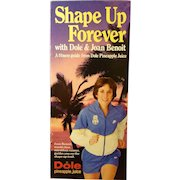 Shape Up Forever with Dole & Joan Benoit