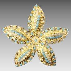 Vintage Sarah Coventry Starfish Pin