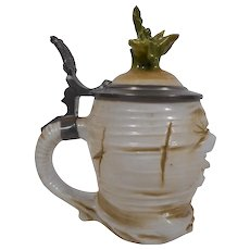 Happy Radish  Beer Stein by Musterschutz