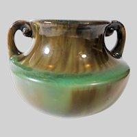 Fulper Rim Handled Vase