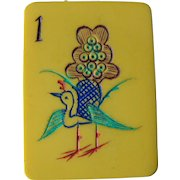 """Enjoy playing with a Vintage """"CHINESE BAKELITE"""" Mah Jong Game - it's so much better than the modern games!"""