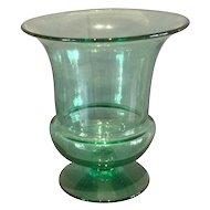 Blenko Glass Vase