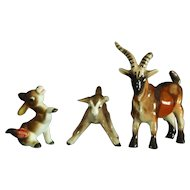 Group of Ceramic Farm Animal Figurines