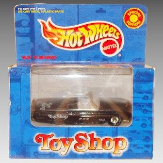 HOT WHEELS Car with Original Box