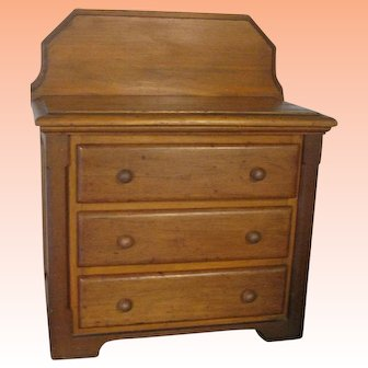 Chippendale Style Miniature Chest