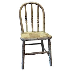 Charming and Functional Child's Windsor Chair