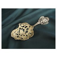 Gorham Sterling & Gilt BonBon Spoon c.1890
