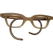 American Optical Child or Baby Size Glass Frames Eyeglasses