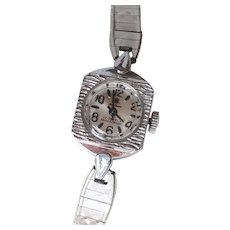 17 Jewel Jean Cardot Ladies Watch Runs Great