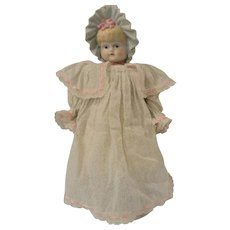 "Beautiful Artist 14"" Bonnet Head Doll"