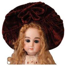 Attractive Artist Made Poke Bonnet