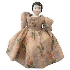 "Tiny 5"" China Doll All Original"