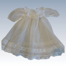 Darling Lace Dress for Chunky 12-14 Inch Doll