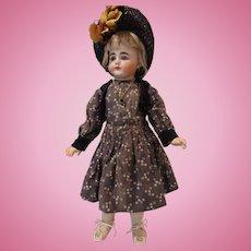 Adorable Simon & Halbig Closed Mouth Antique Doll Mold # 719