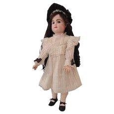 """Lovely Dress and Bonnet for 24-25"""" Doll"""