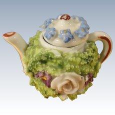 """Miniature German Elfinware Teapot 1 1/2"""""""