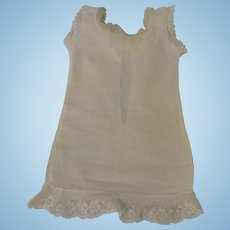 "French Factory Chemise 14-15"" Doll"