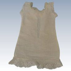 """French Factory Chemise 14-15"""" Doll"""